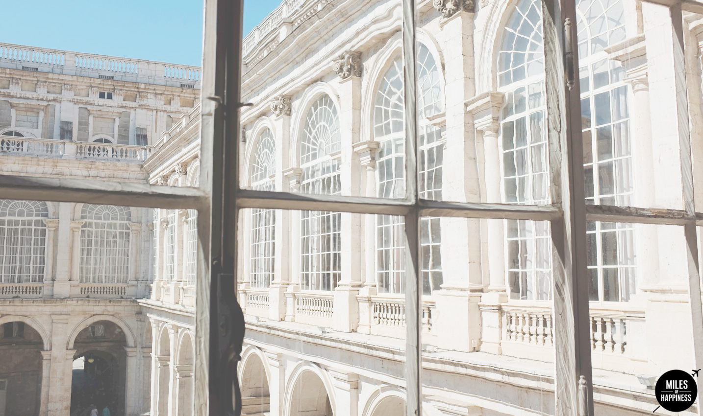 What to do in Madrid: The Palacio Real