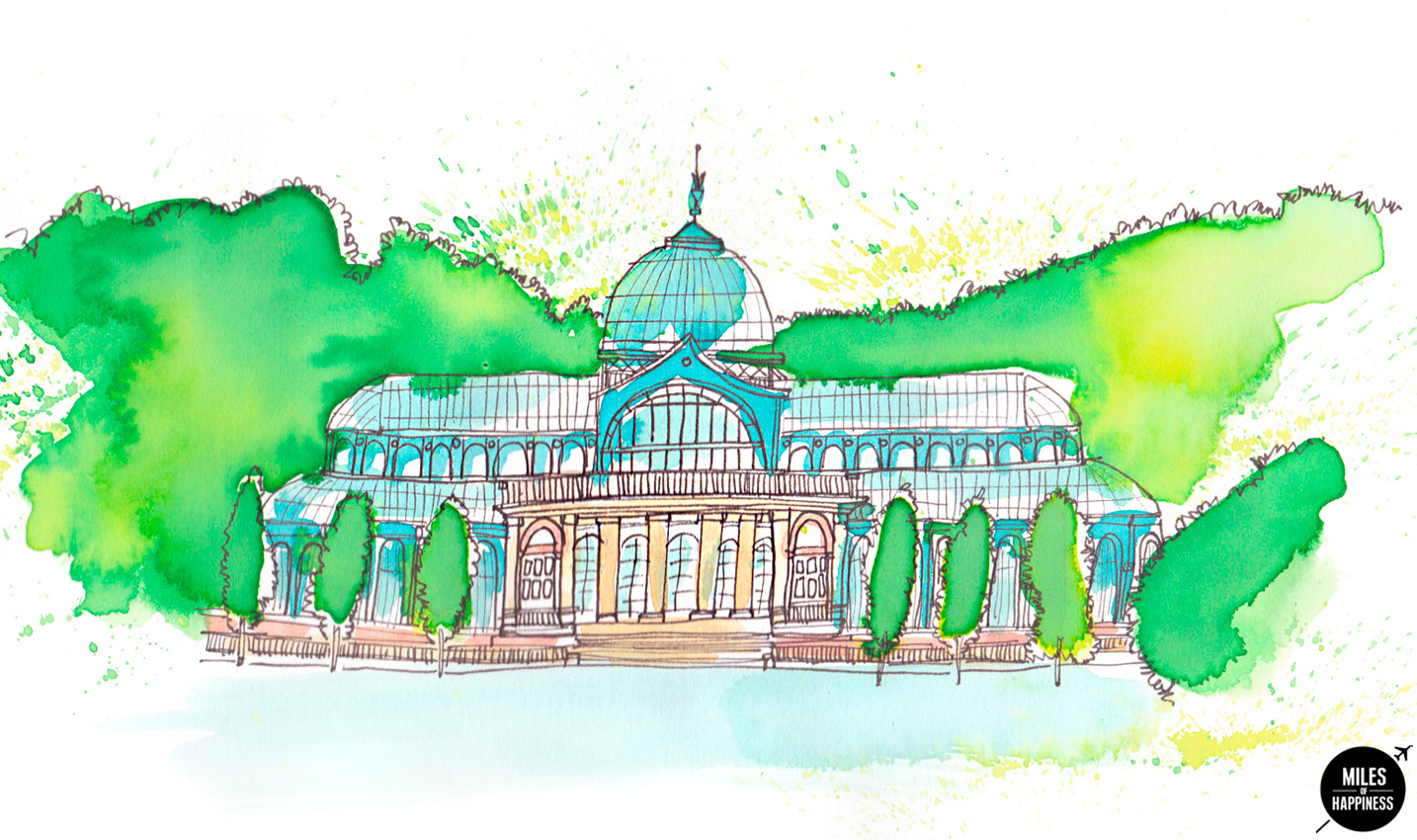 What to do in Madrid: El Retiro Park - Crystal Palace