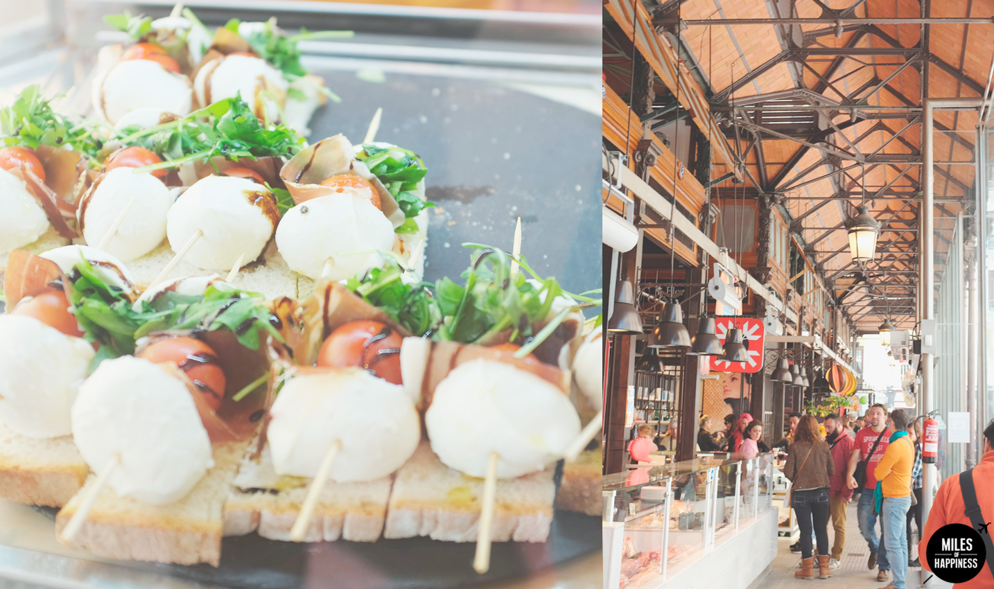 What to do in Madrid: Mercado San Miguel