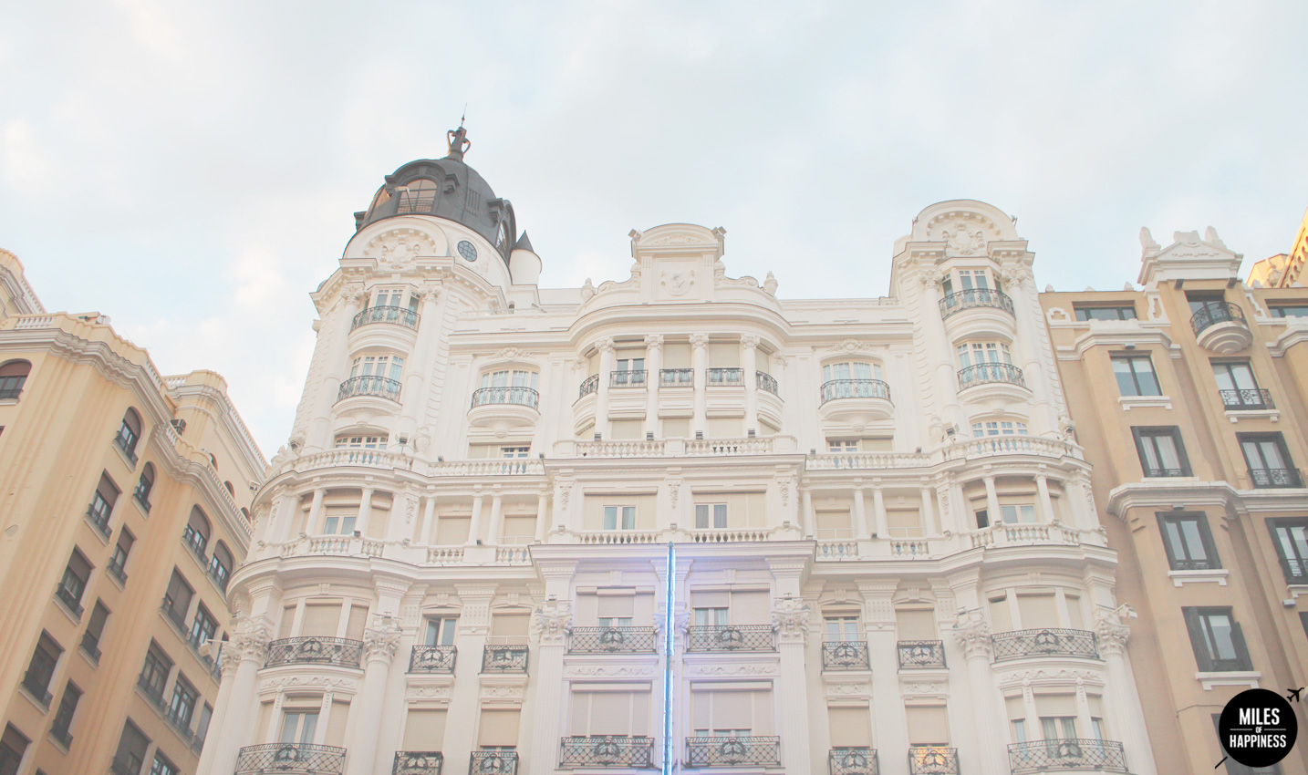 What to do in Madrid: Gran Vià