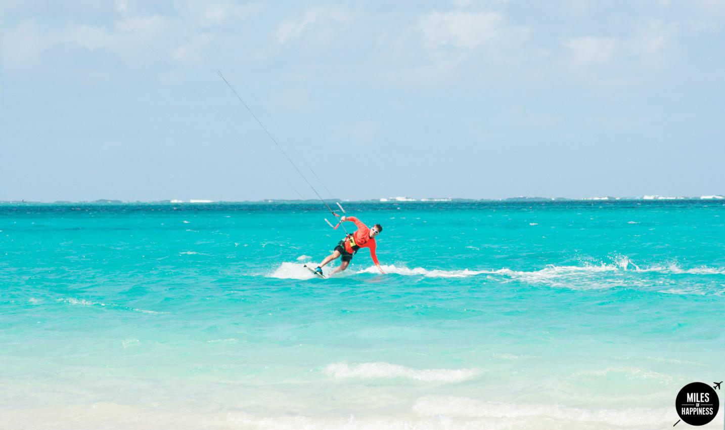 10 Reasons to love Mauritius : Kitesurfing