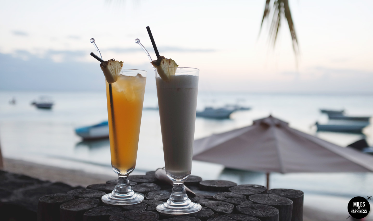 10 Reasons to love Mauritius : Sunset Cocktails