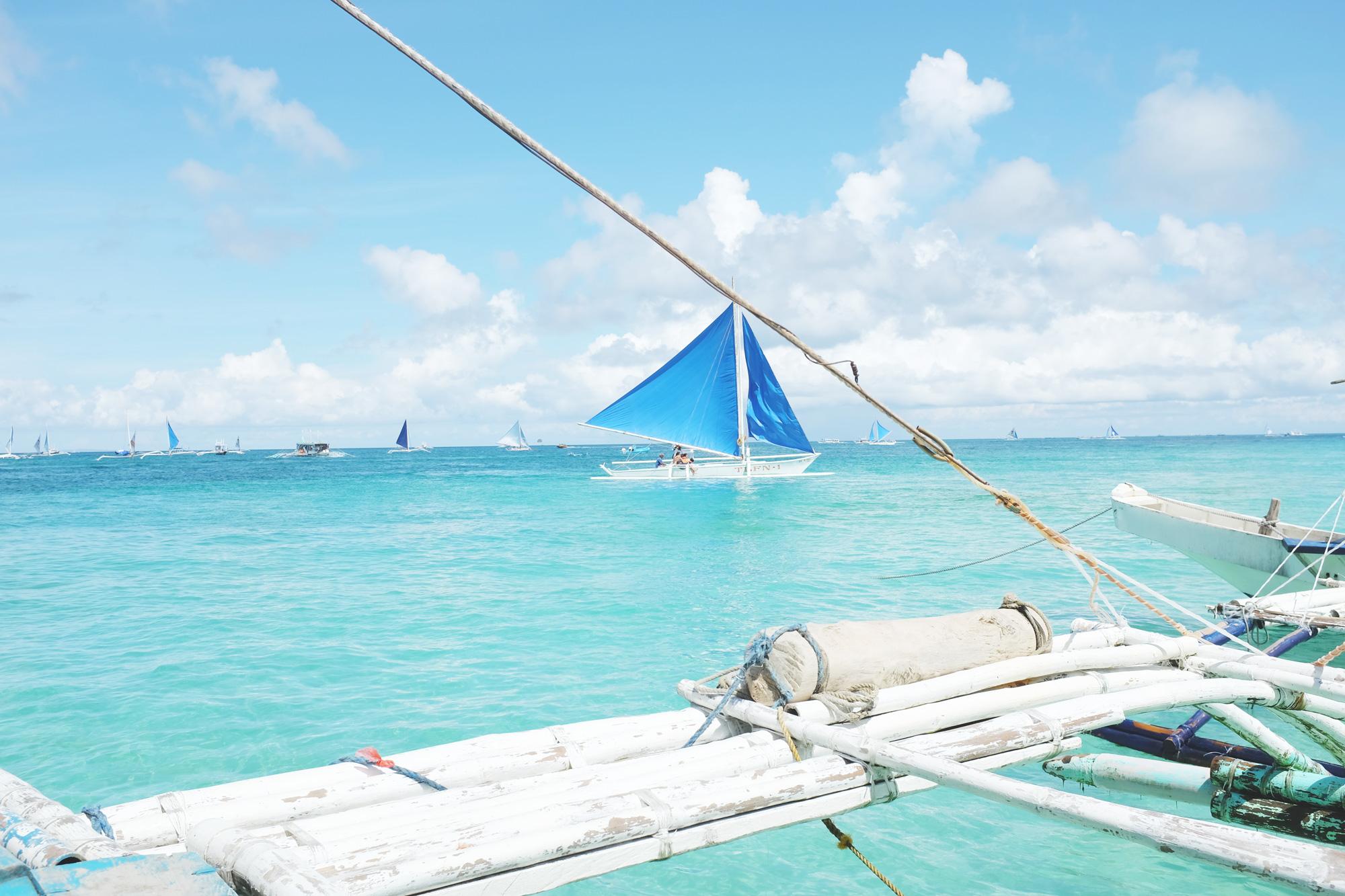 discover the philippines - boracay island