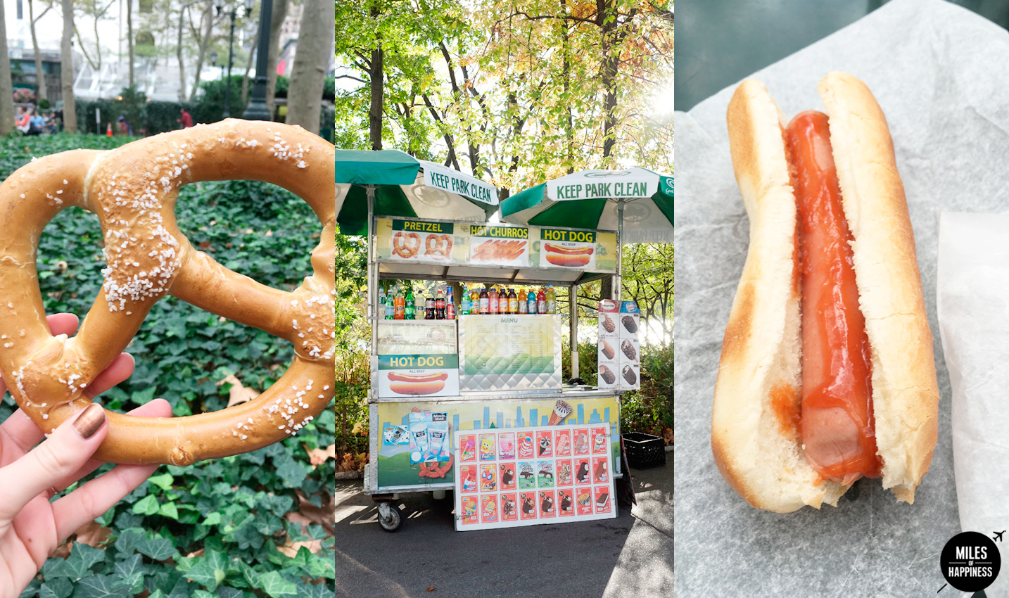 10 things to eat in New York