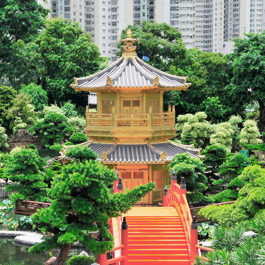 One week in Hong Kong : Itinerary