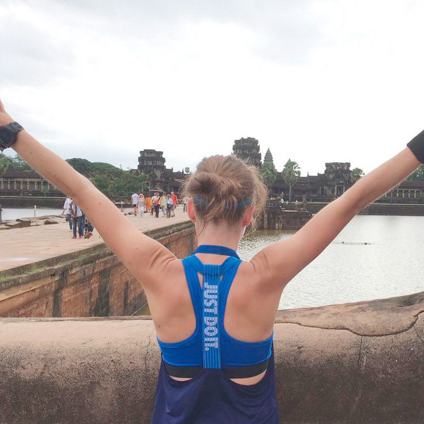 Itinerary of a 4 days trip in Cambodia : Running the Angkor Empire Half Marathon