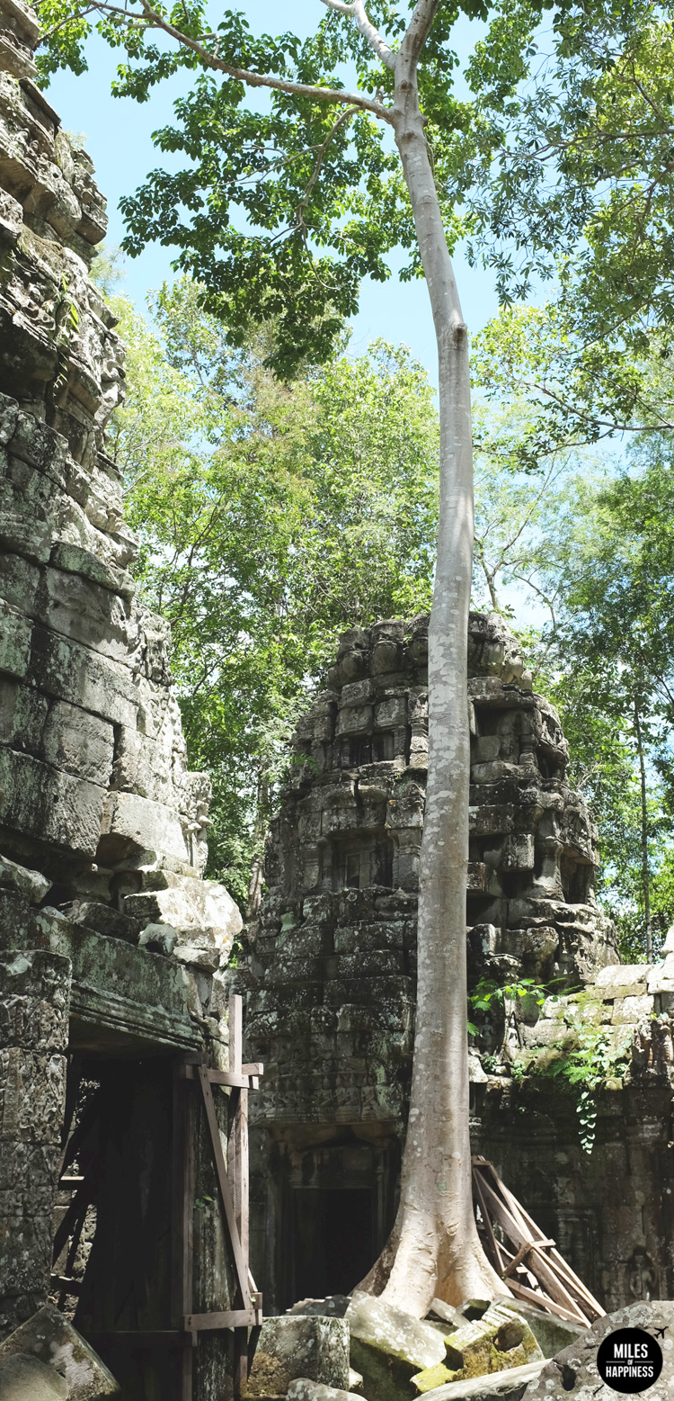 Itinerary of a 4 days trip in Cambodia