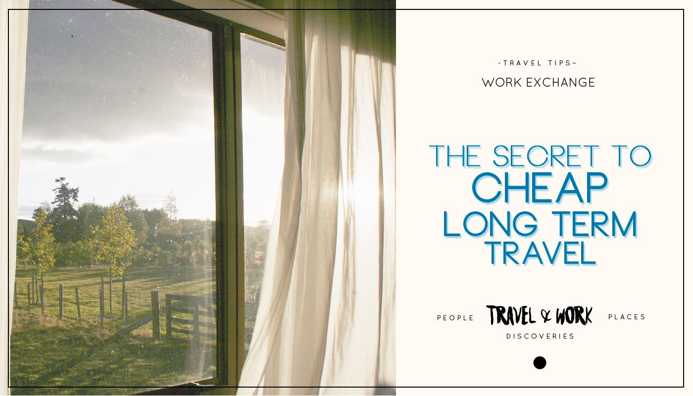 The Secret to Cheap Long Term Travel