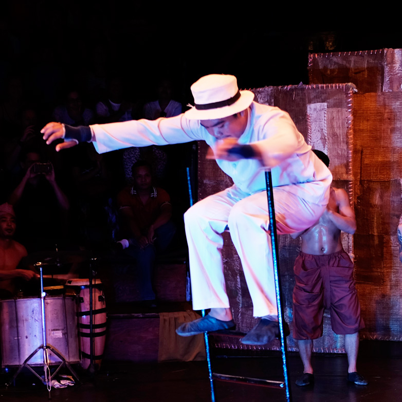 Phare The Cambodian Circus : That crazy night in Siem Reap