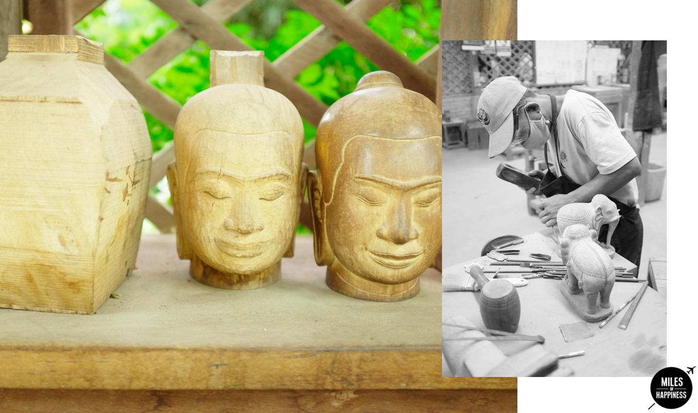 Quick Guide to Siem Reap : Discover Les Chantiers Ecoles