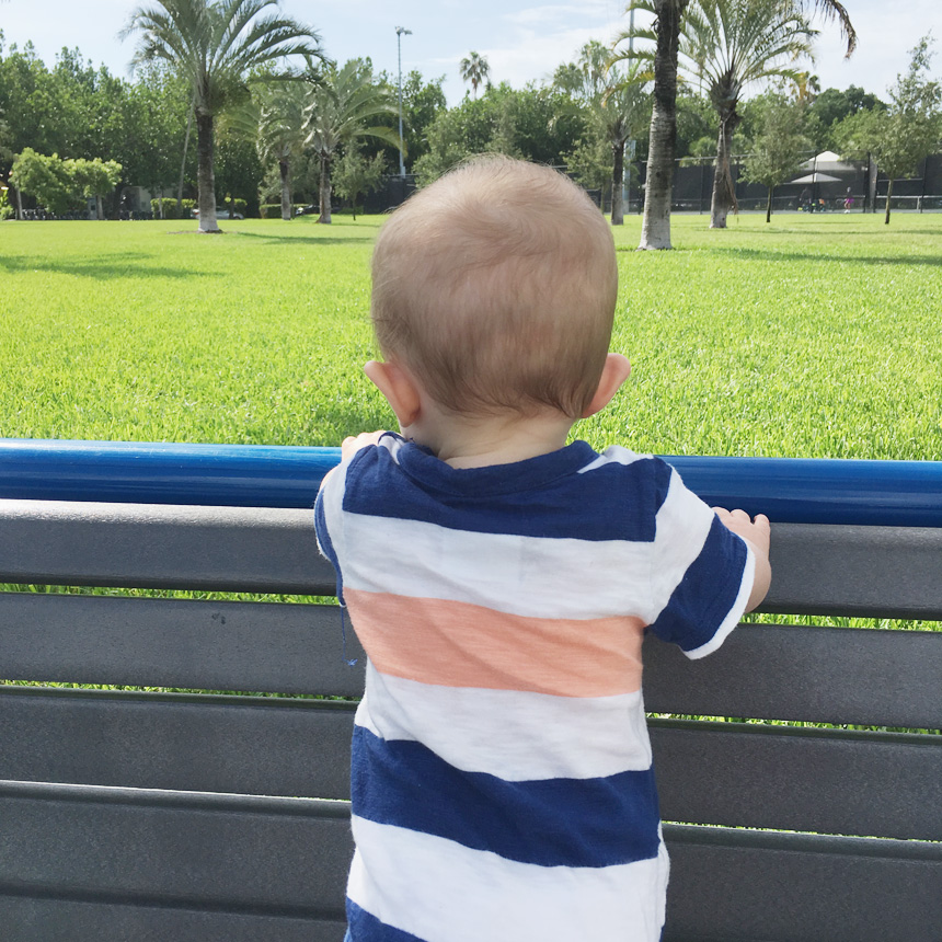 Florida Travel : Traveling in Miami with a baby