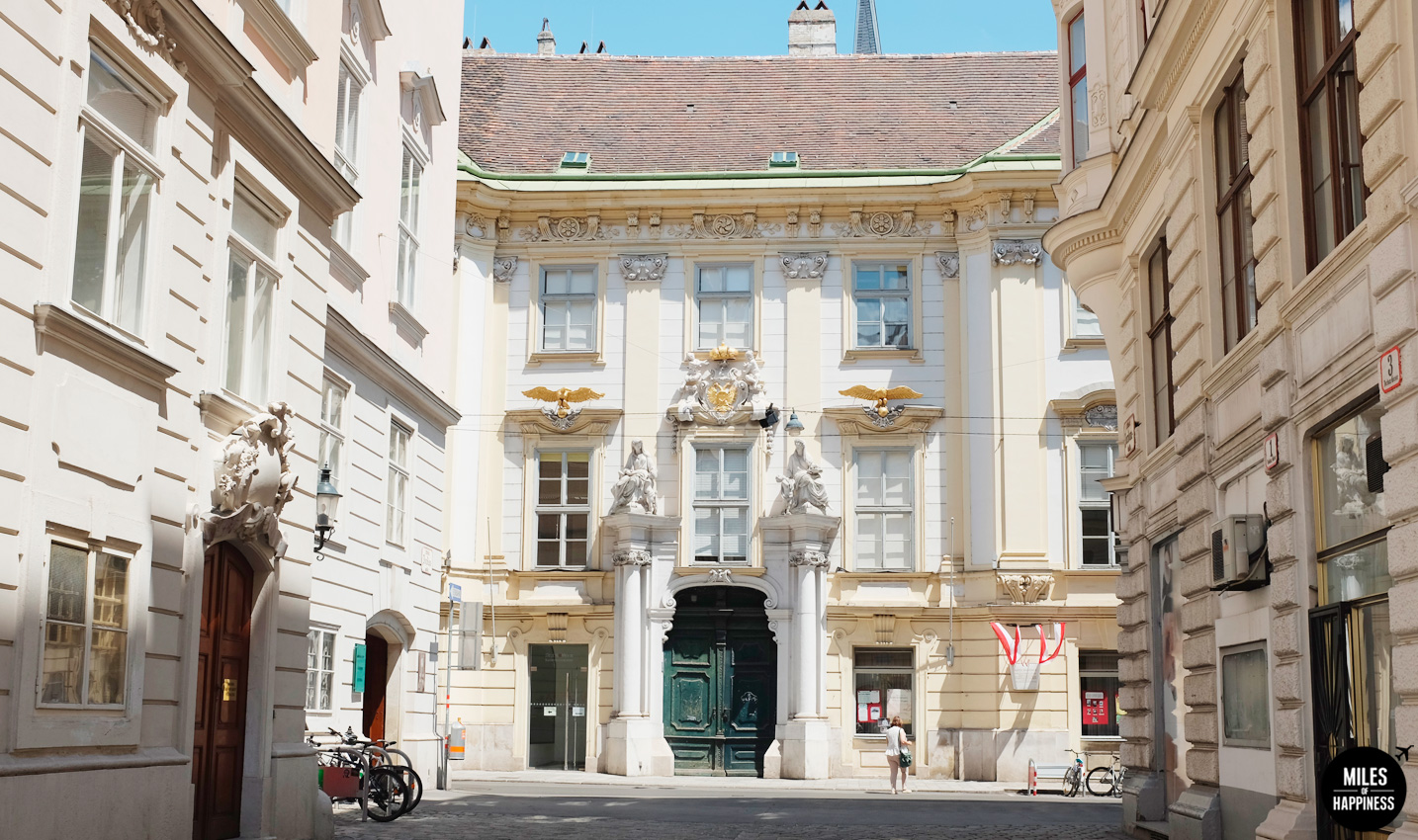 Our Austrian Stopover : How to spend 8 hours in Vienna?