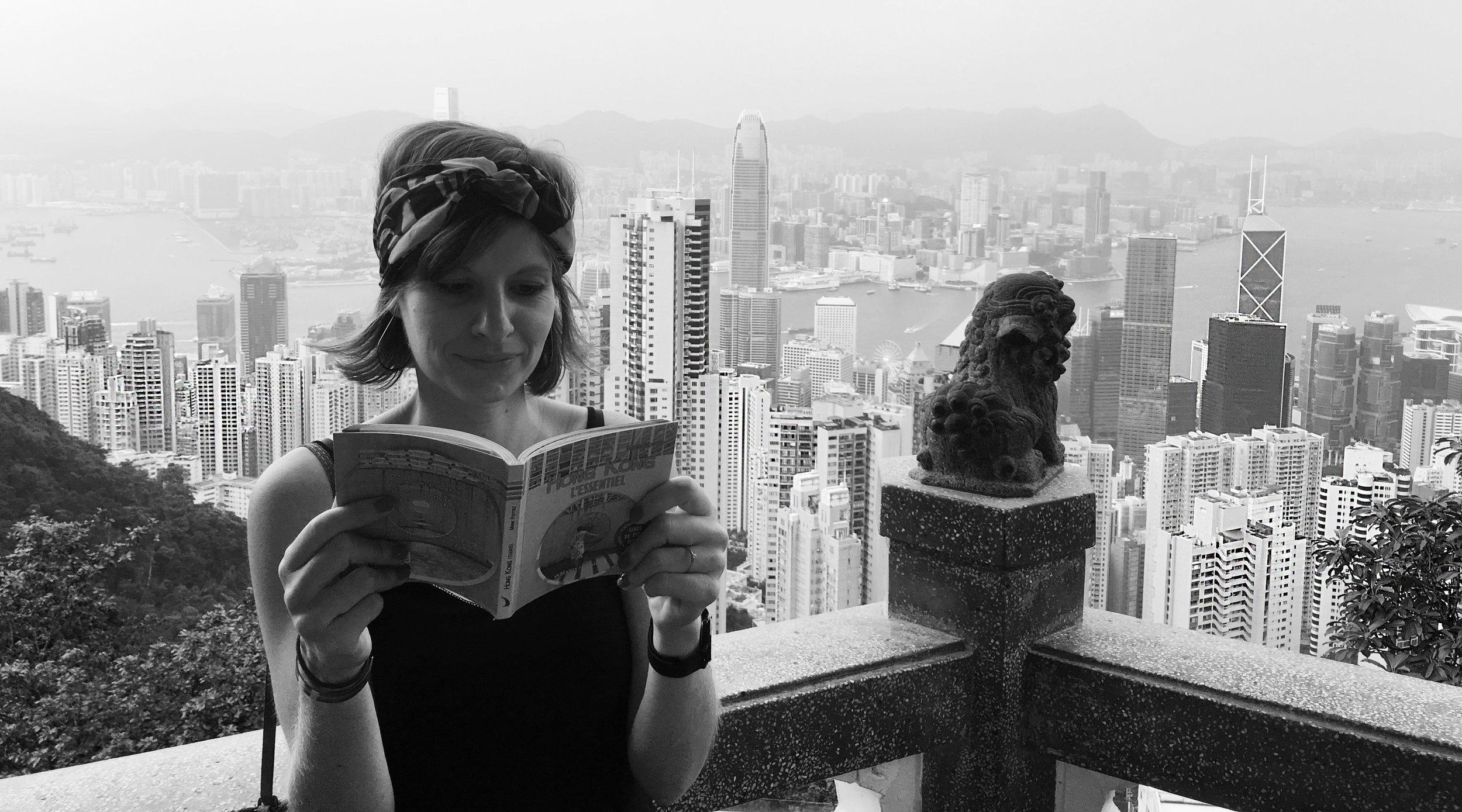 Hong Kong L'Essentiel, Marie Pottiez