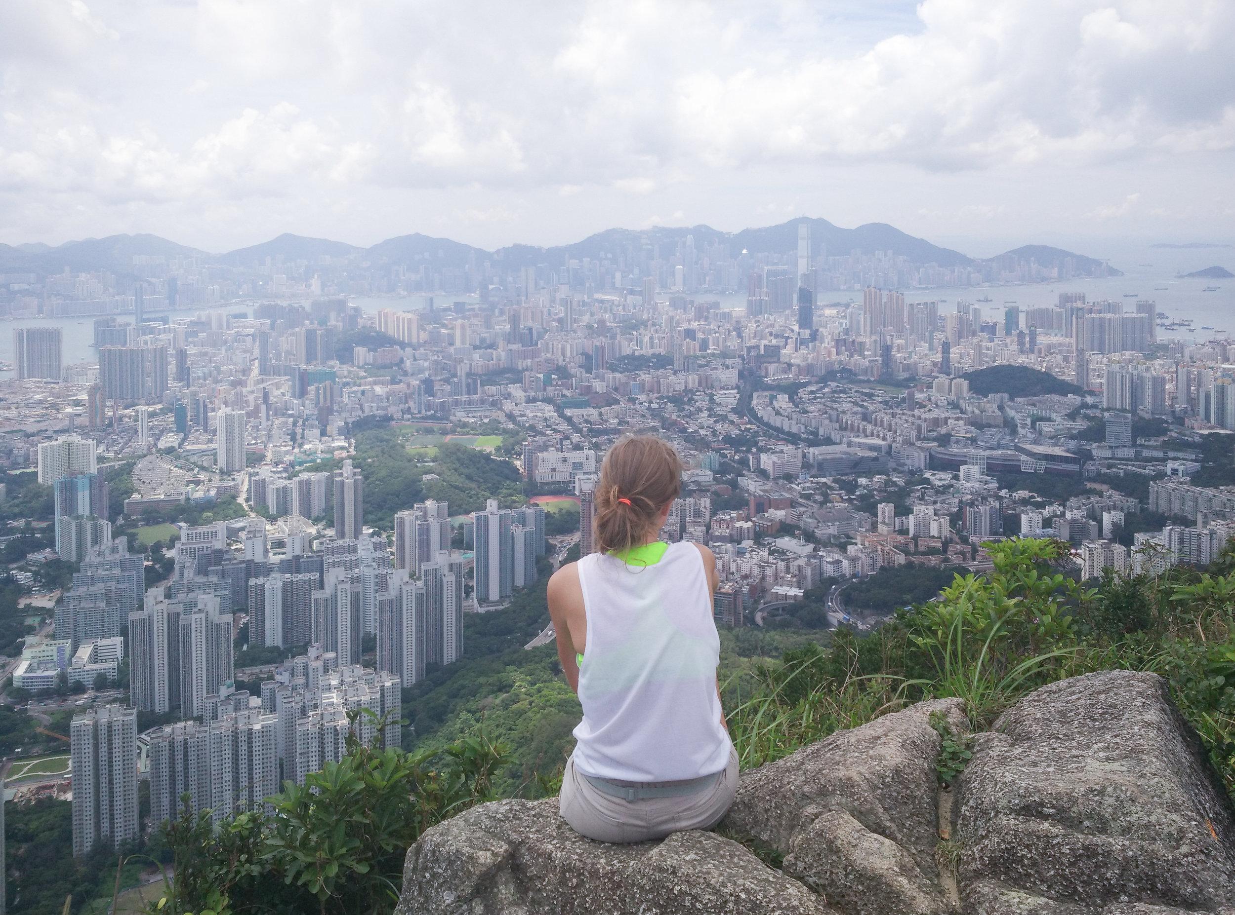 Hong Kong - J'ai écrit un livre de voyage !