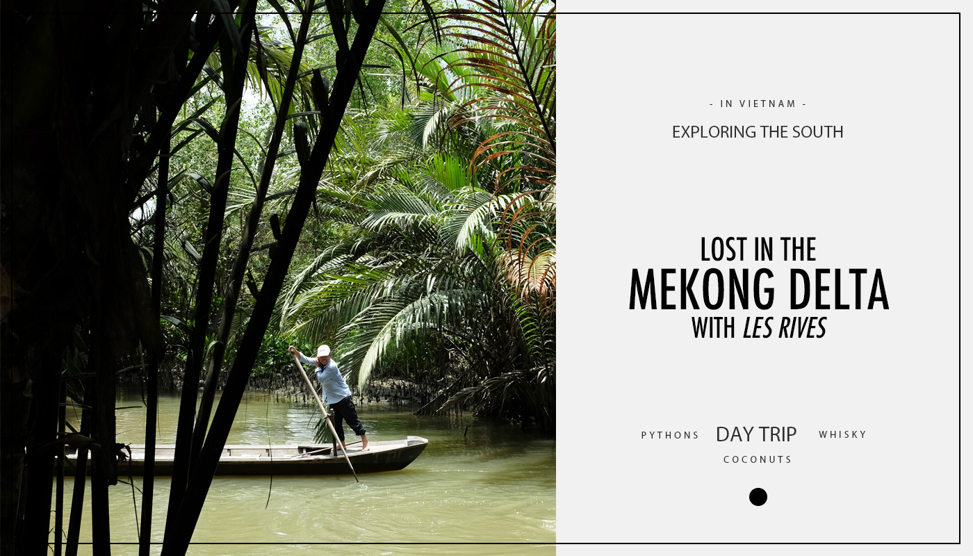 Lost in the Mekong Delta