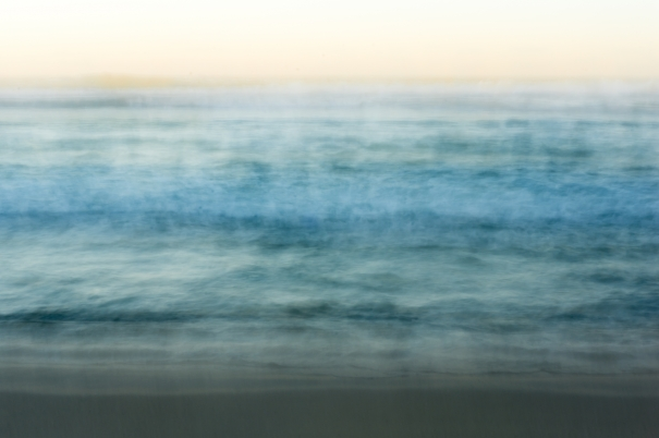 the sea, the sea by Kimberly Poppe