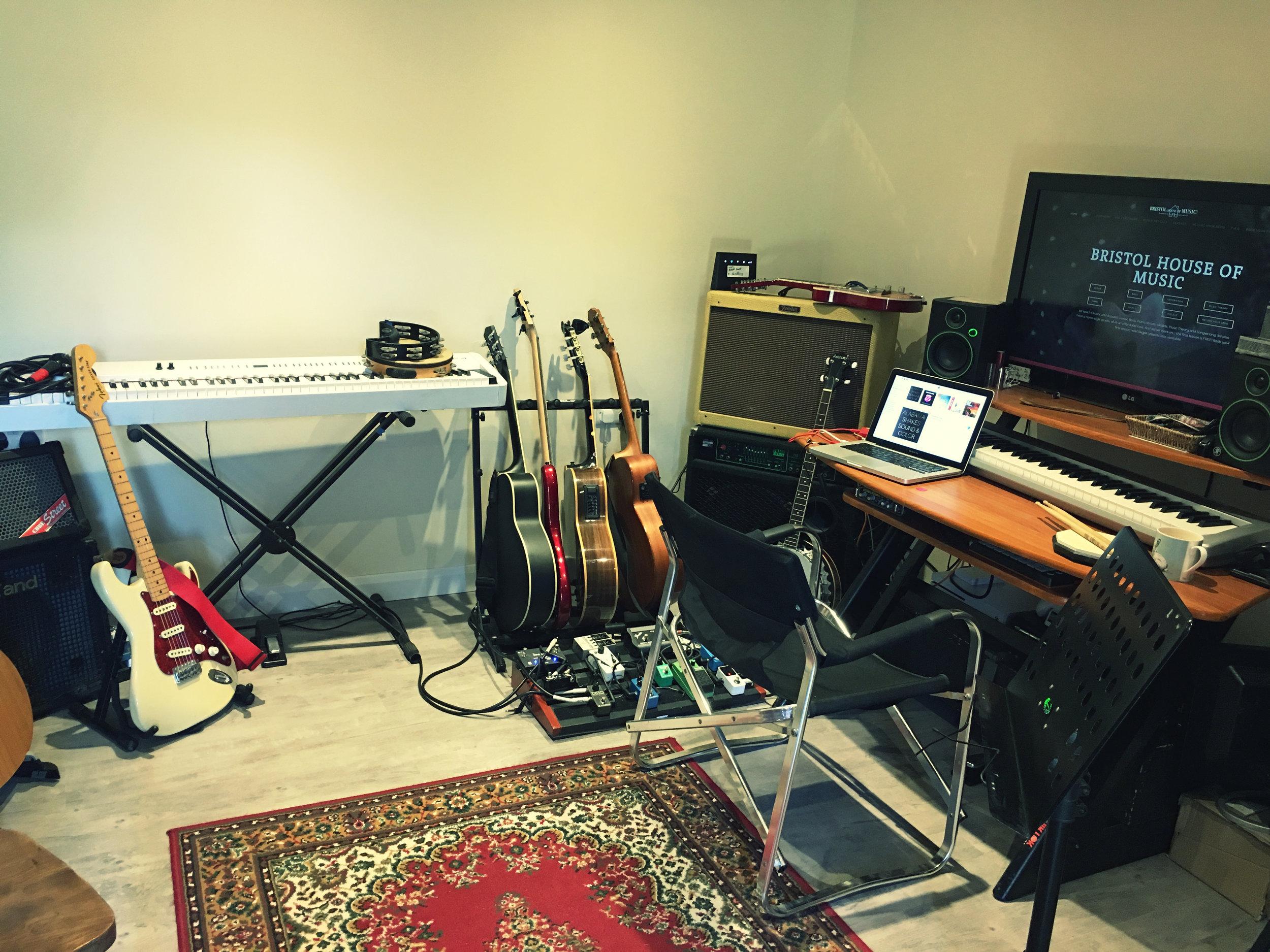 Studio new main photo