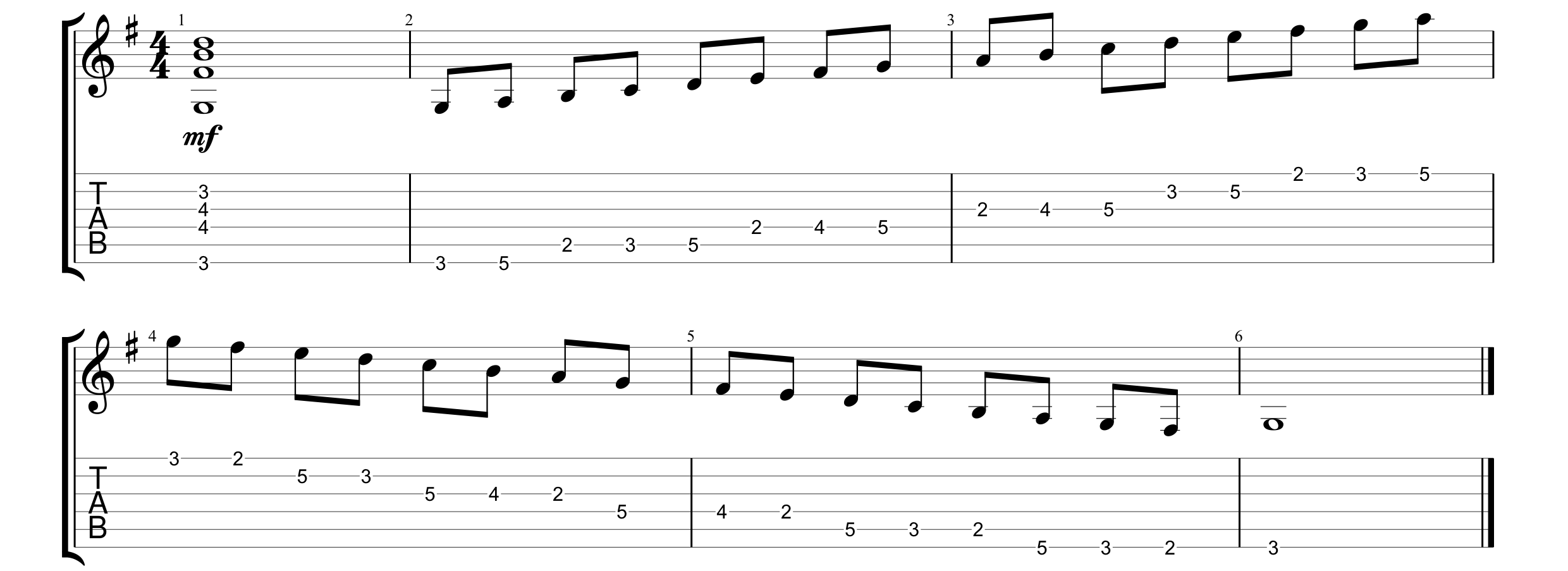 Major Scale E Shape G.png