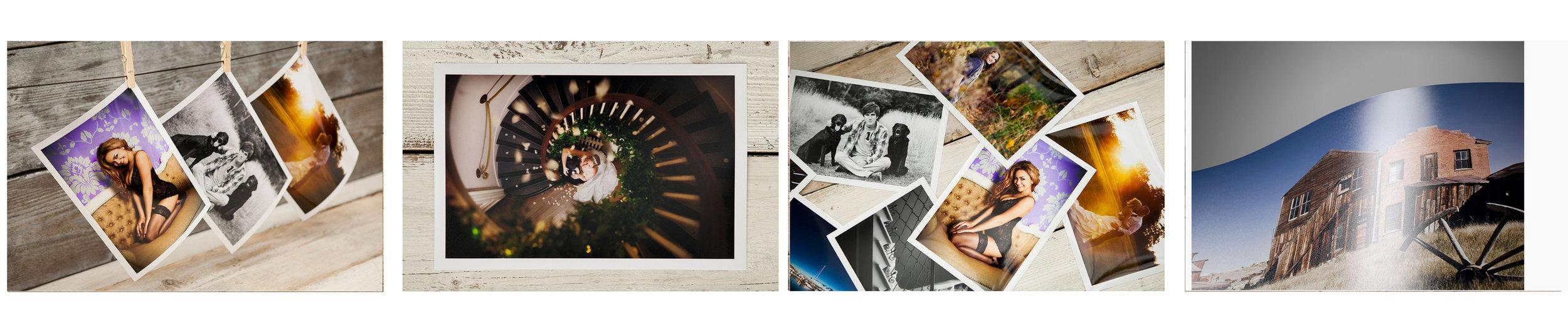 Lustre photographic paper