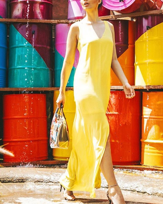 Color yourself happy 💛 #Charlies #SummerStyle