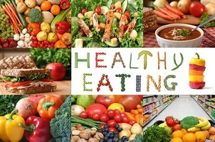 HEALTHY EATING   =   WEIGHT LOSS!!