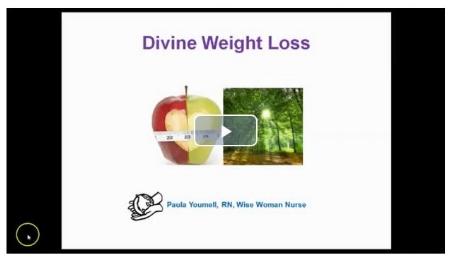 divine weight loss video snap shot.JPG