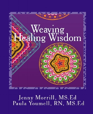 Need support around finding your personal space of gratitude in this world?  Jenny Morill  & I share  our new book  about creating mindfulness & healing. We hold sacred space for you.
