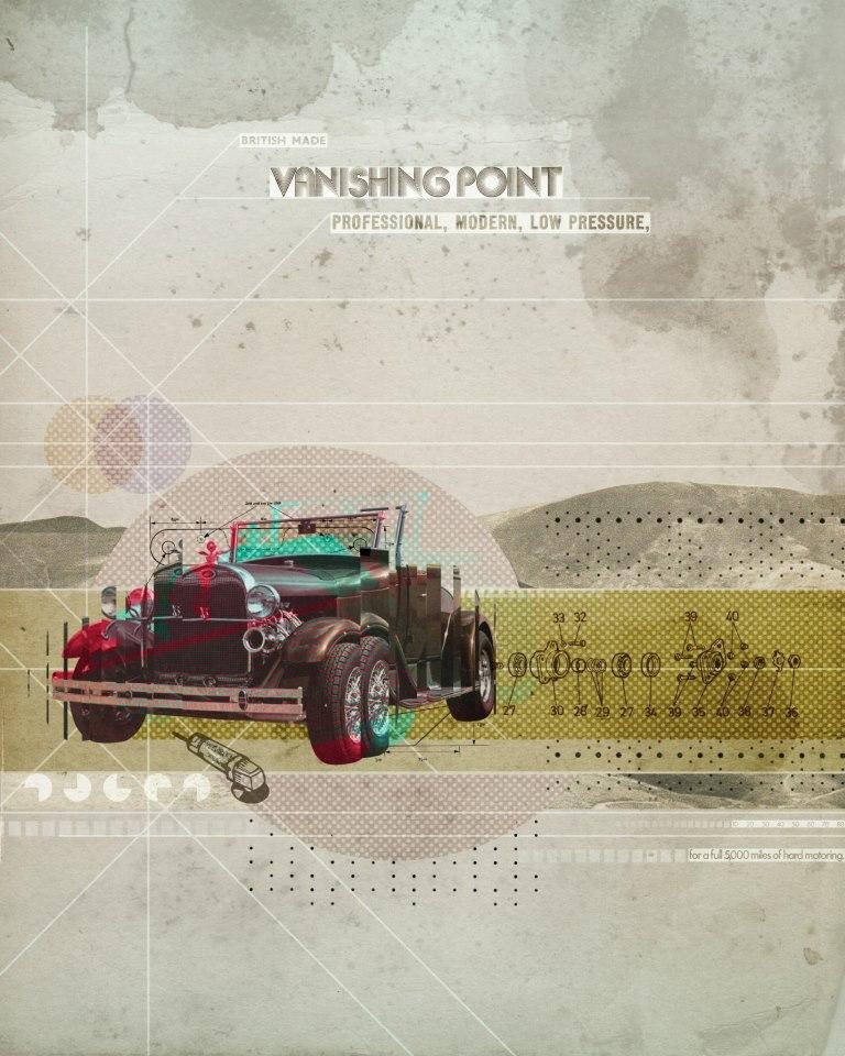 Vanishing Point (July, 2012)