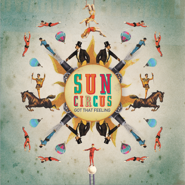 Unused single cover for Sun CIrcus http://www.wearesuncircus.com/#one