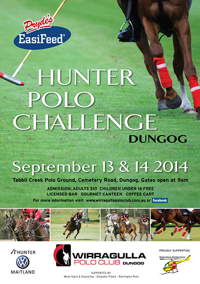 Hunter Polo Challenge
