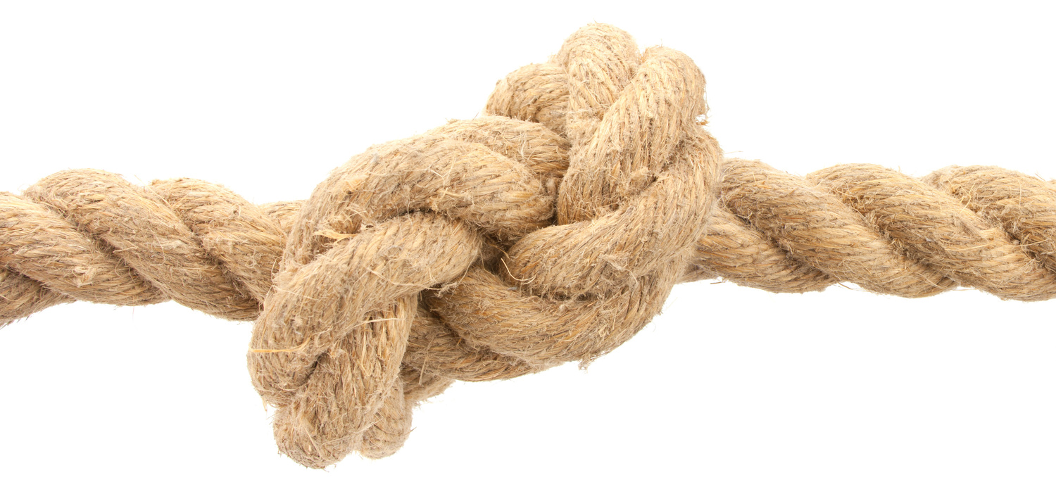 Tying Up – Avoiding the Knots