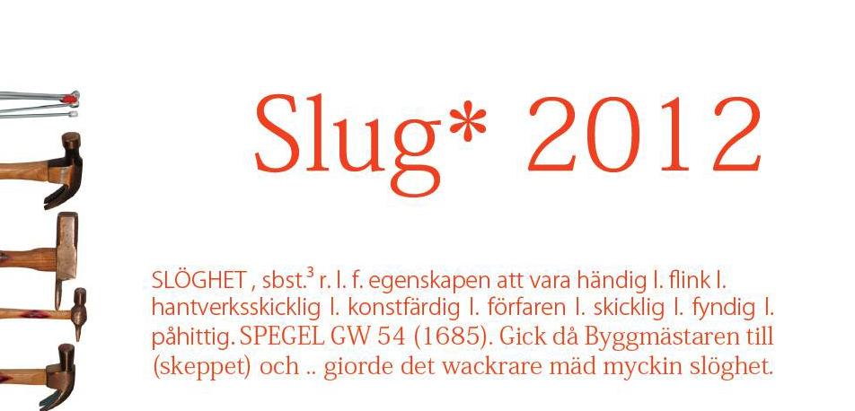 slug2012