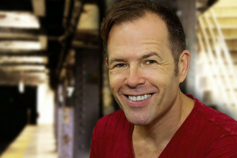 Greg Triggs, Co-Producer / Emcee of Broadway's Next H!T Musical