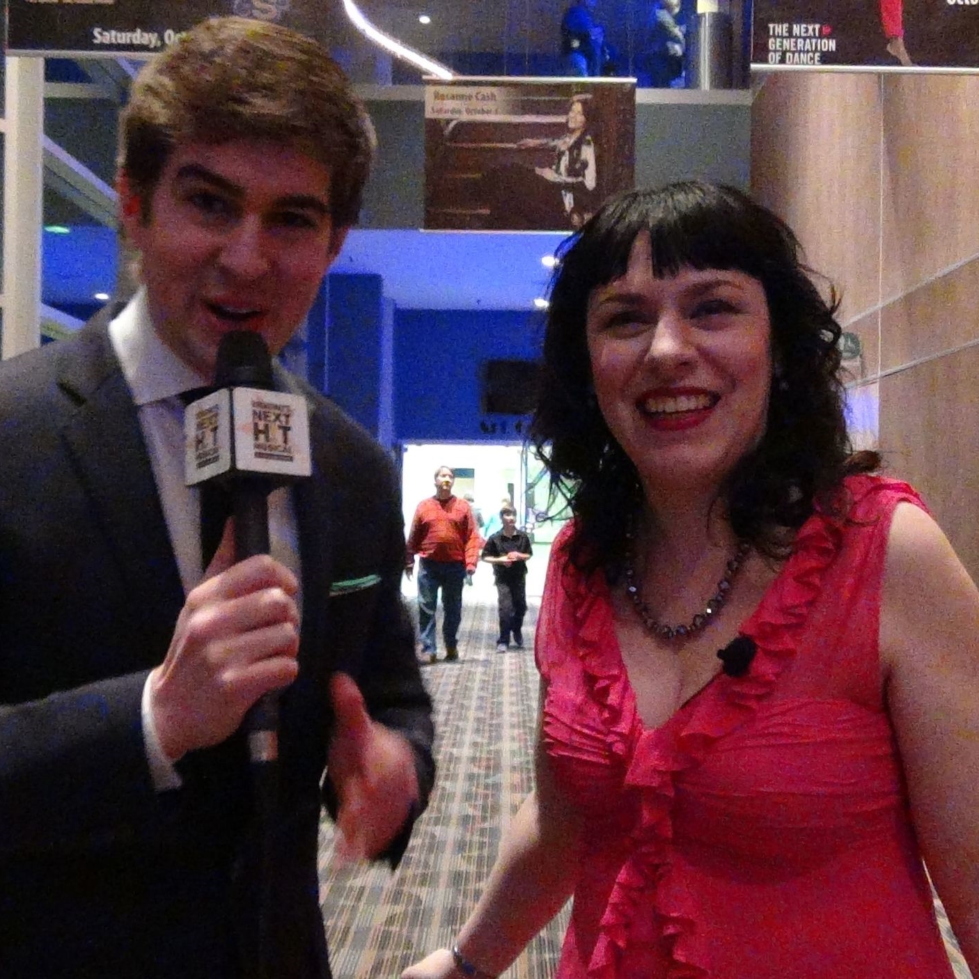 Marc T. Engberg and Deb Rabbai on the Red Carpet