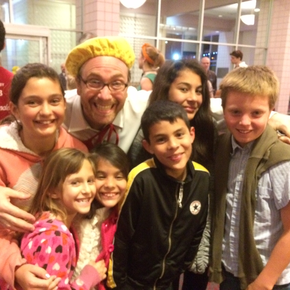 Rob Schiffmann With Audience Members Post-Show