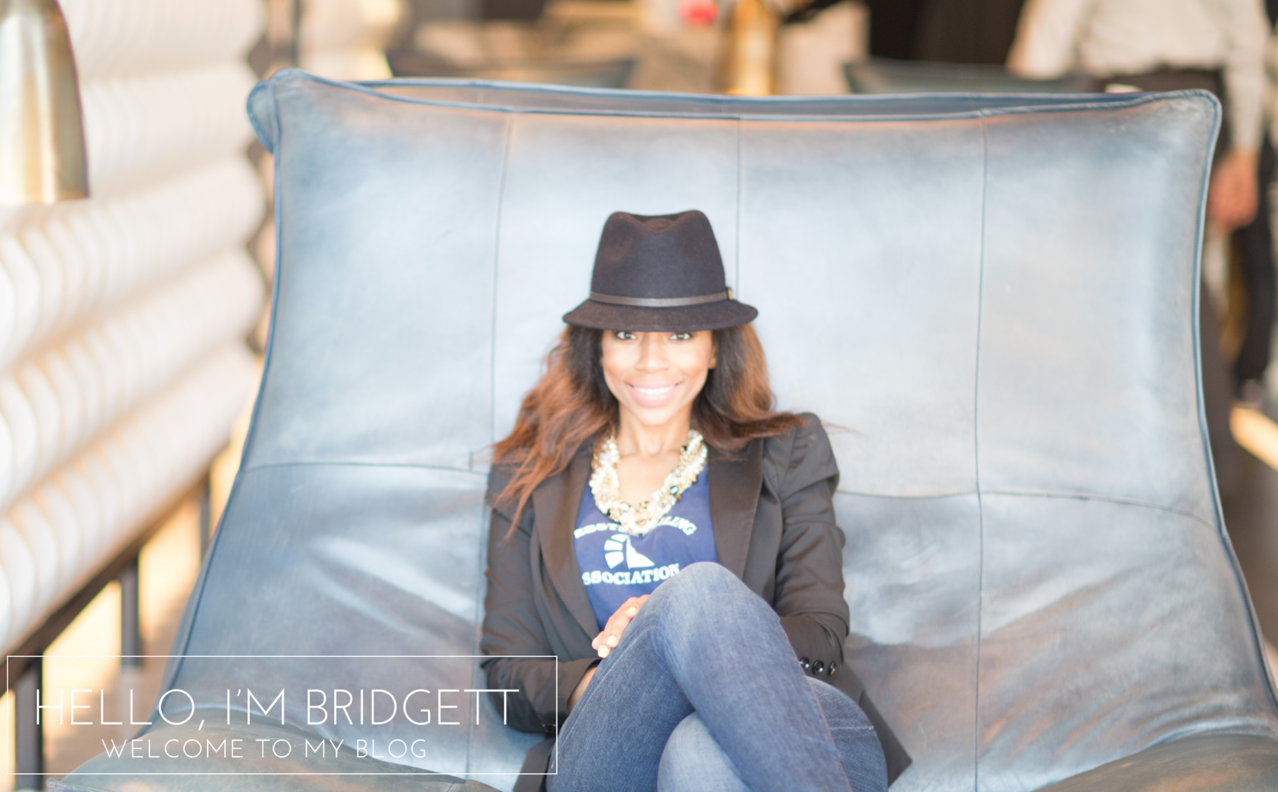 The Editor - Hi. I'm Bridgett McNeill, and I am the founder of Bridge Over Waters, an inspirational lifestyle blog that focuses on connection, journey, destination. Read more about the Editor here.