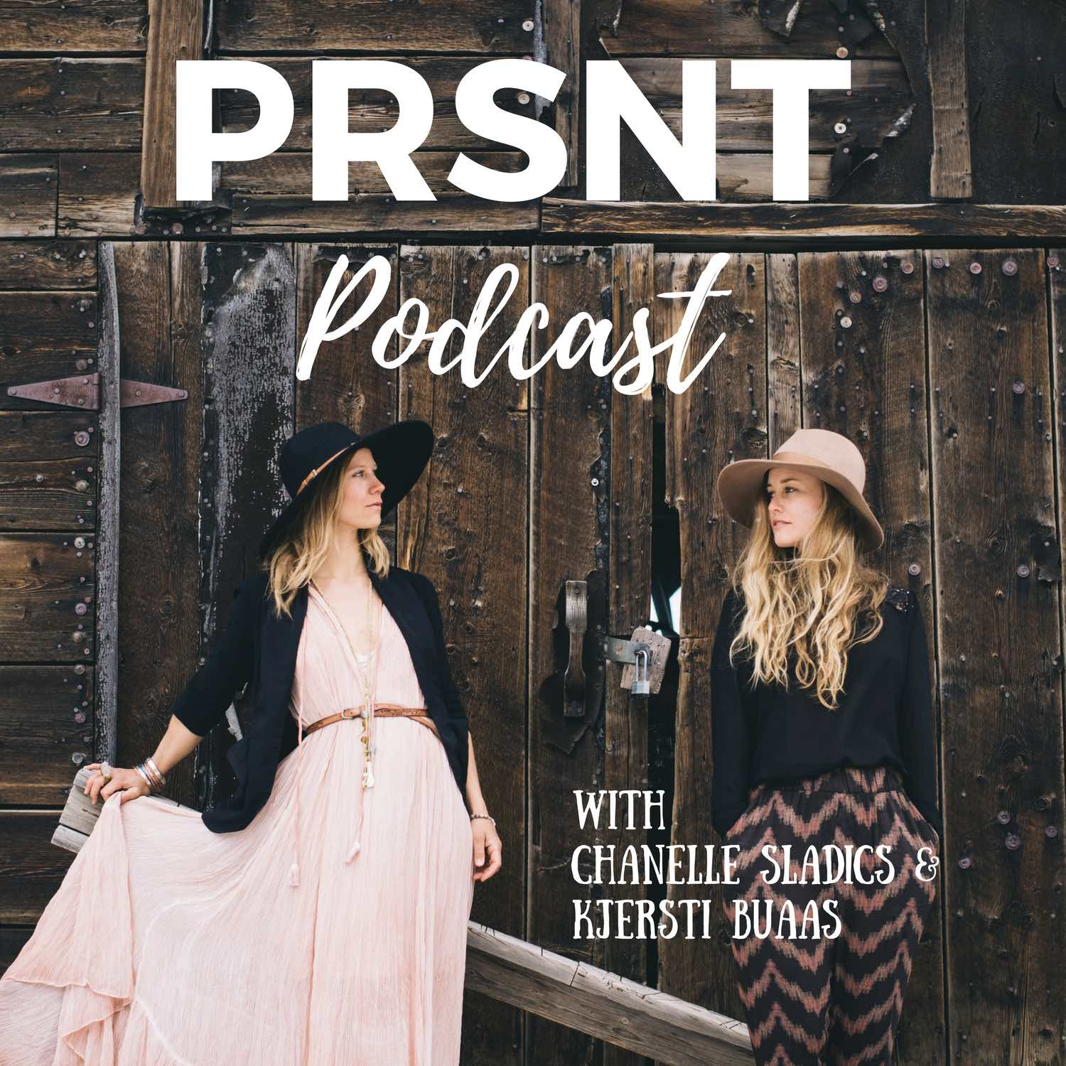 prsnt podcast