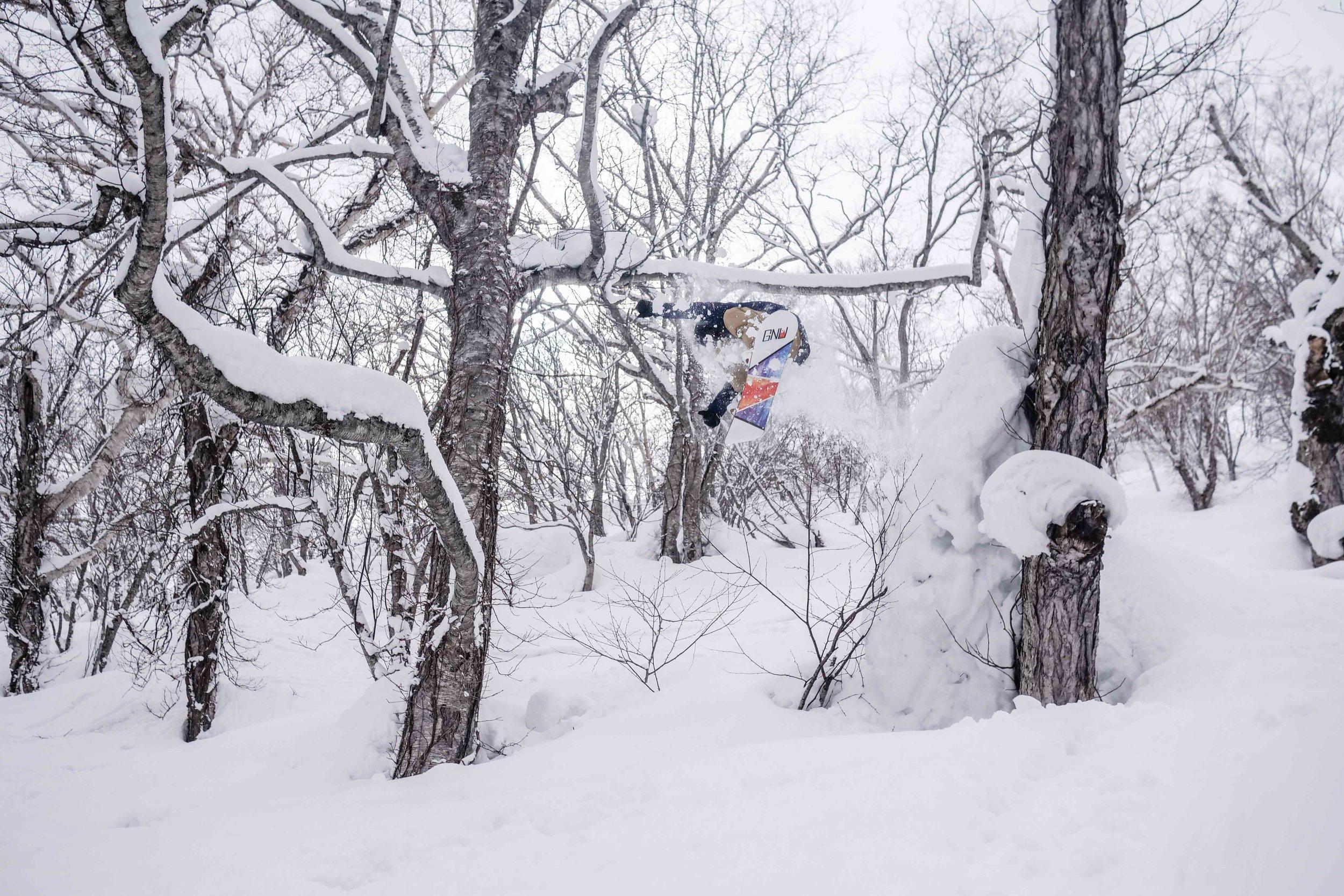 BPRSNT KJERSTI BUAAS SNOWBOARDING JAPAN POWDER 1jpg.jpg