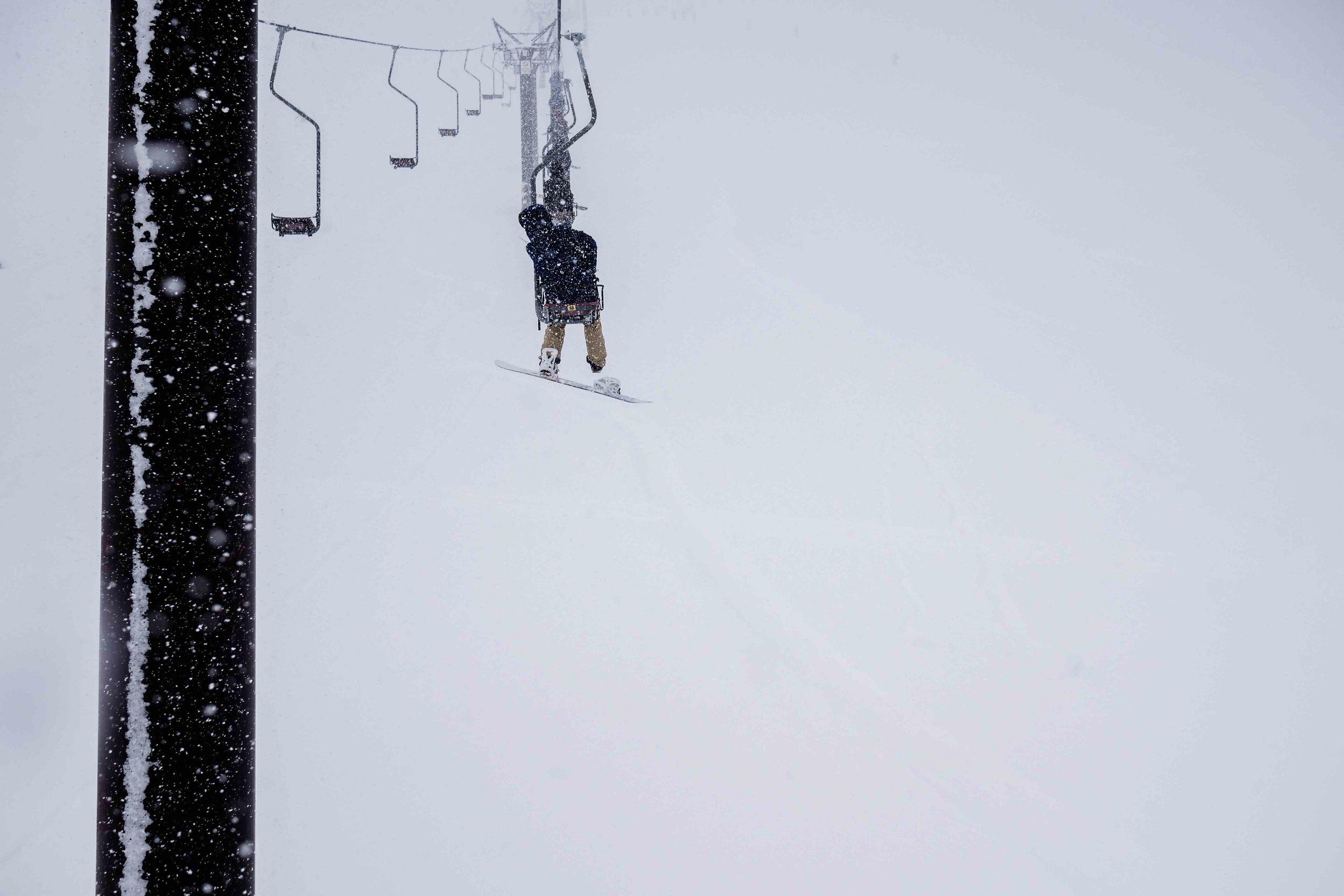 BPRSNT KJERSTI BUAAS SNOWBOARDING NISEKO CHAIRLIFT JAPAN POWDER jpg.jpg