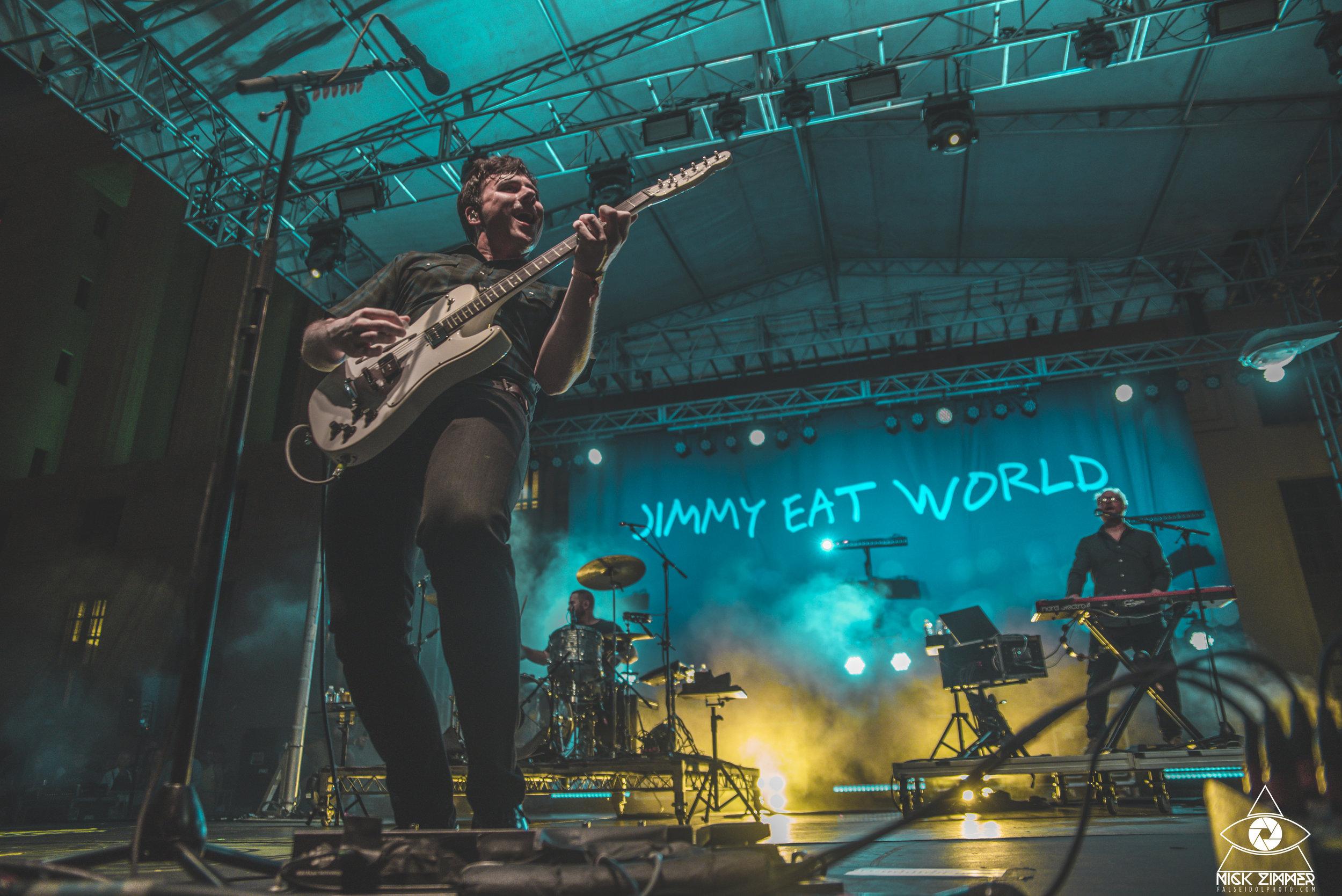 Jimmy Eat World | Live On The Green | Nashville, TN