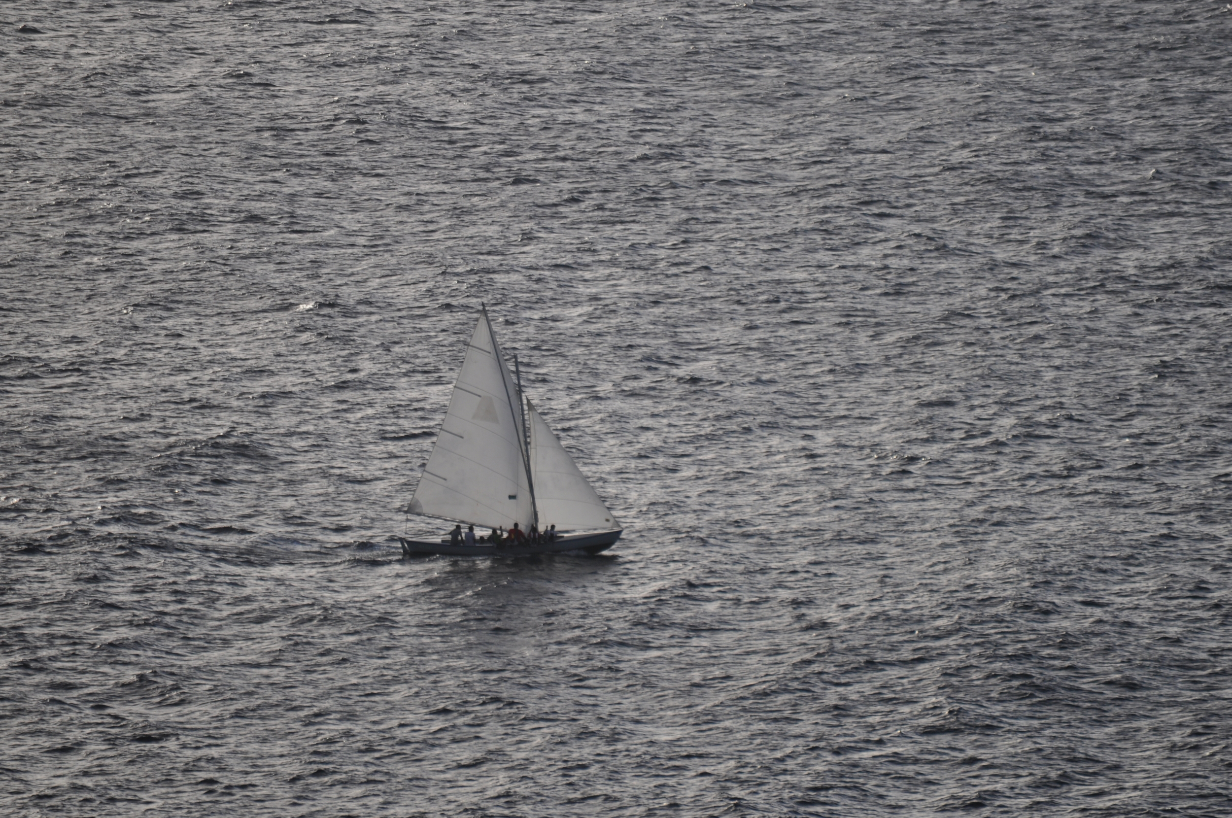 The Iron Duke - 100-year old traditional Bequia whaleboat