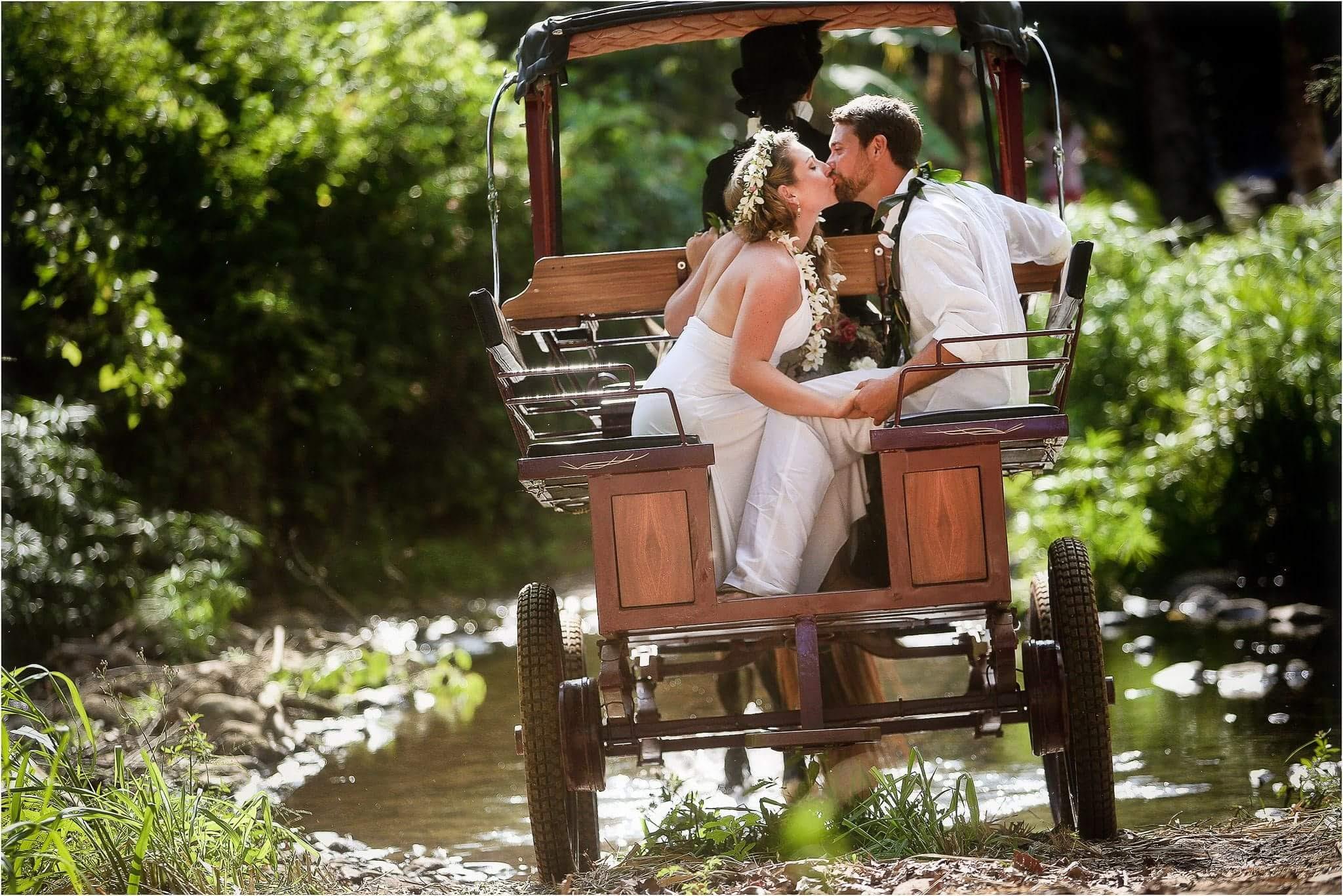 Old fashioned romance -