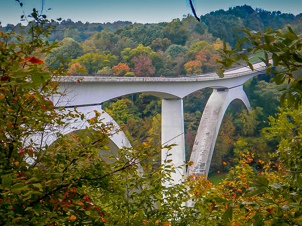 Double Arch Bridge mm 438