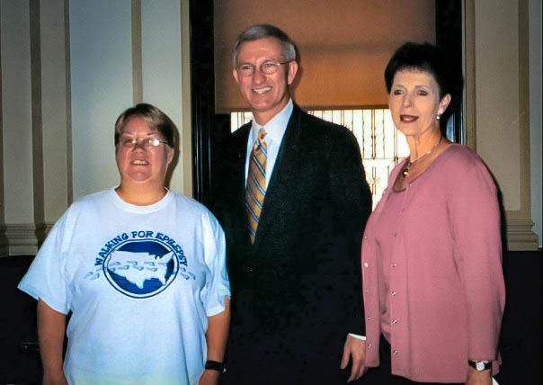 Me & Gov Musgrove in Jackson, MS