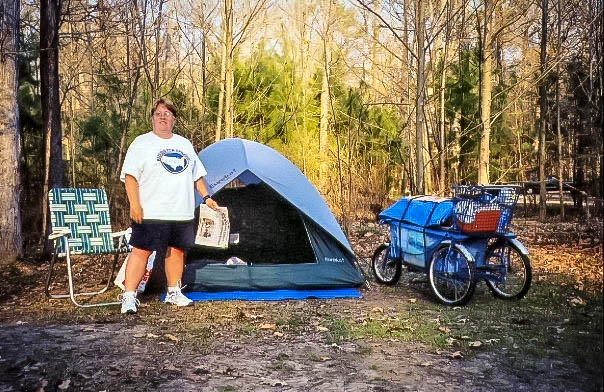Camping At Rocky Springs State Park