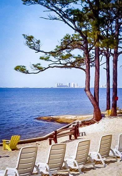 Pensecola, FL Coast