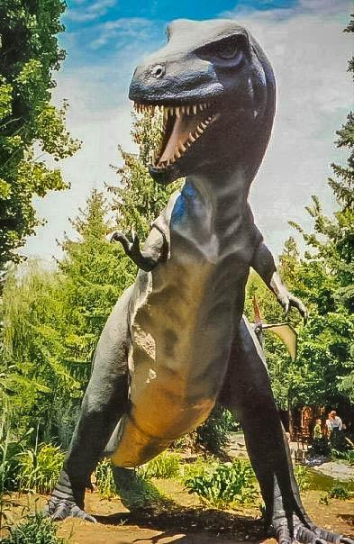 Dinosaur Museum in Vernal Utah