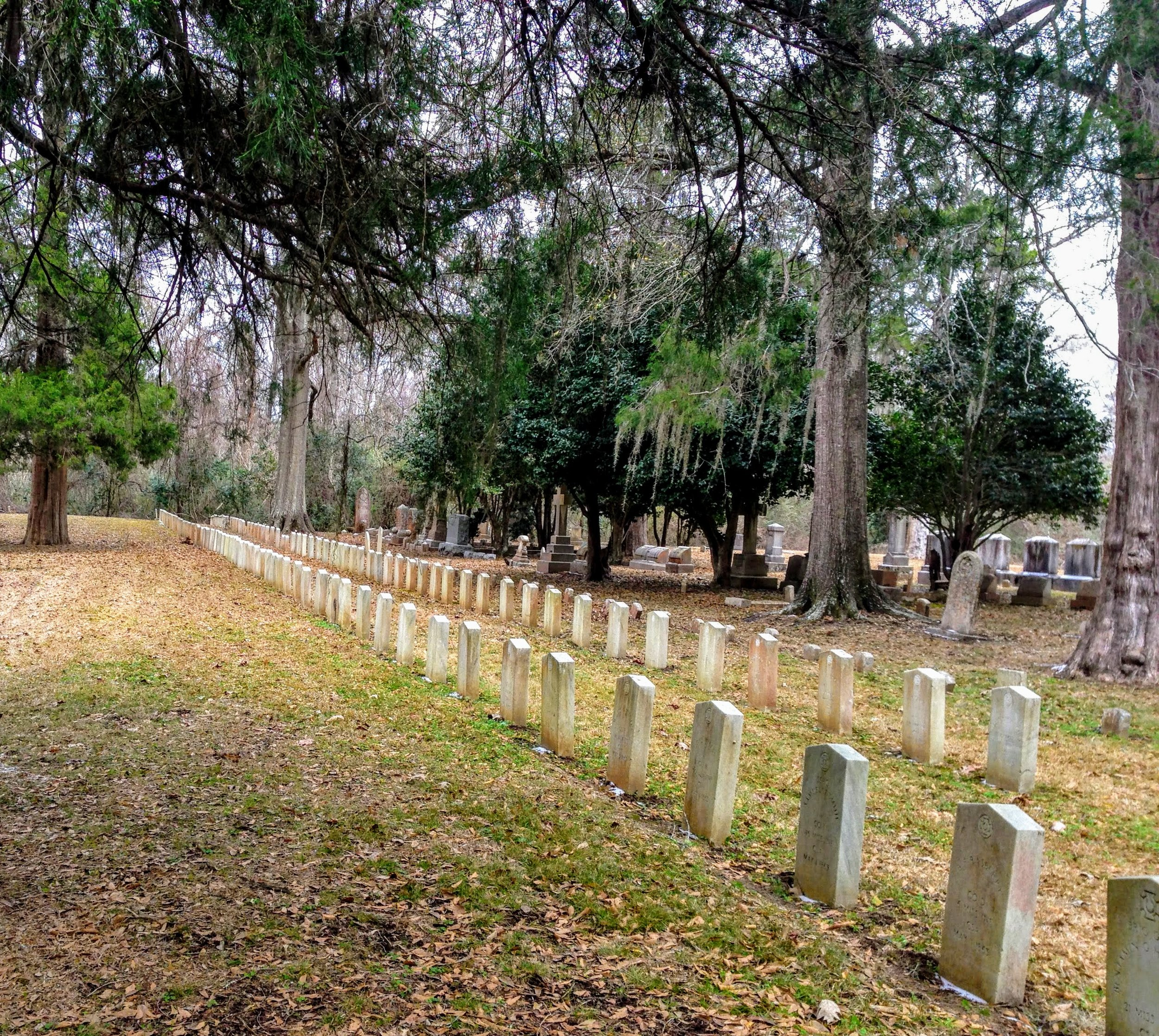 Confederate Row