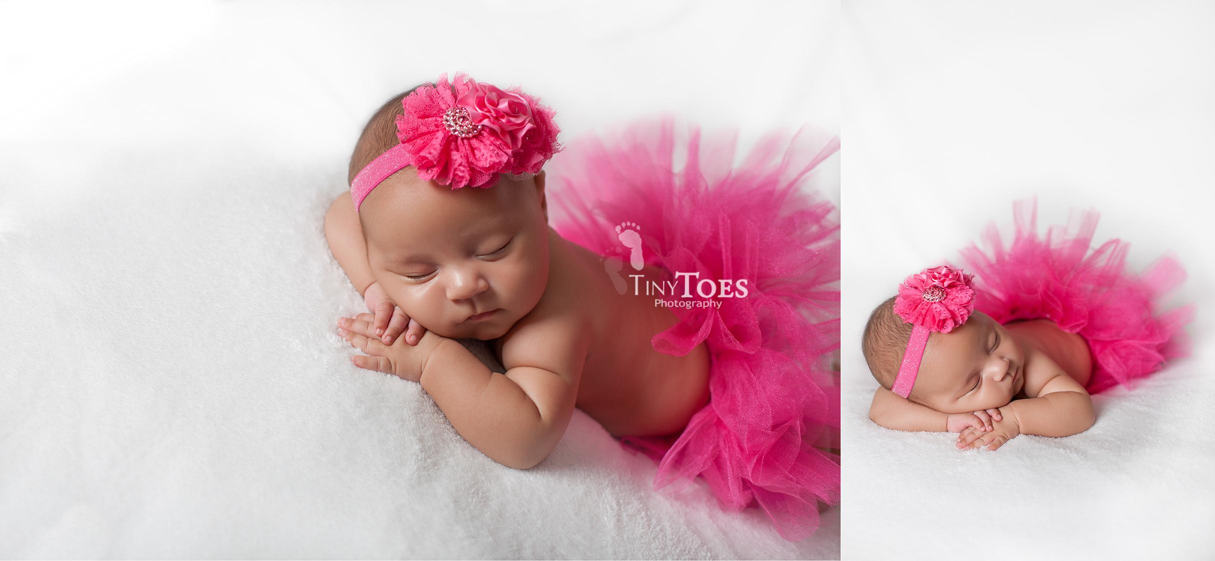Tiny Toes Photography | Nassau Bahamas Newborn Photographer