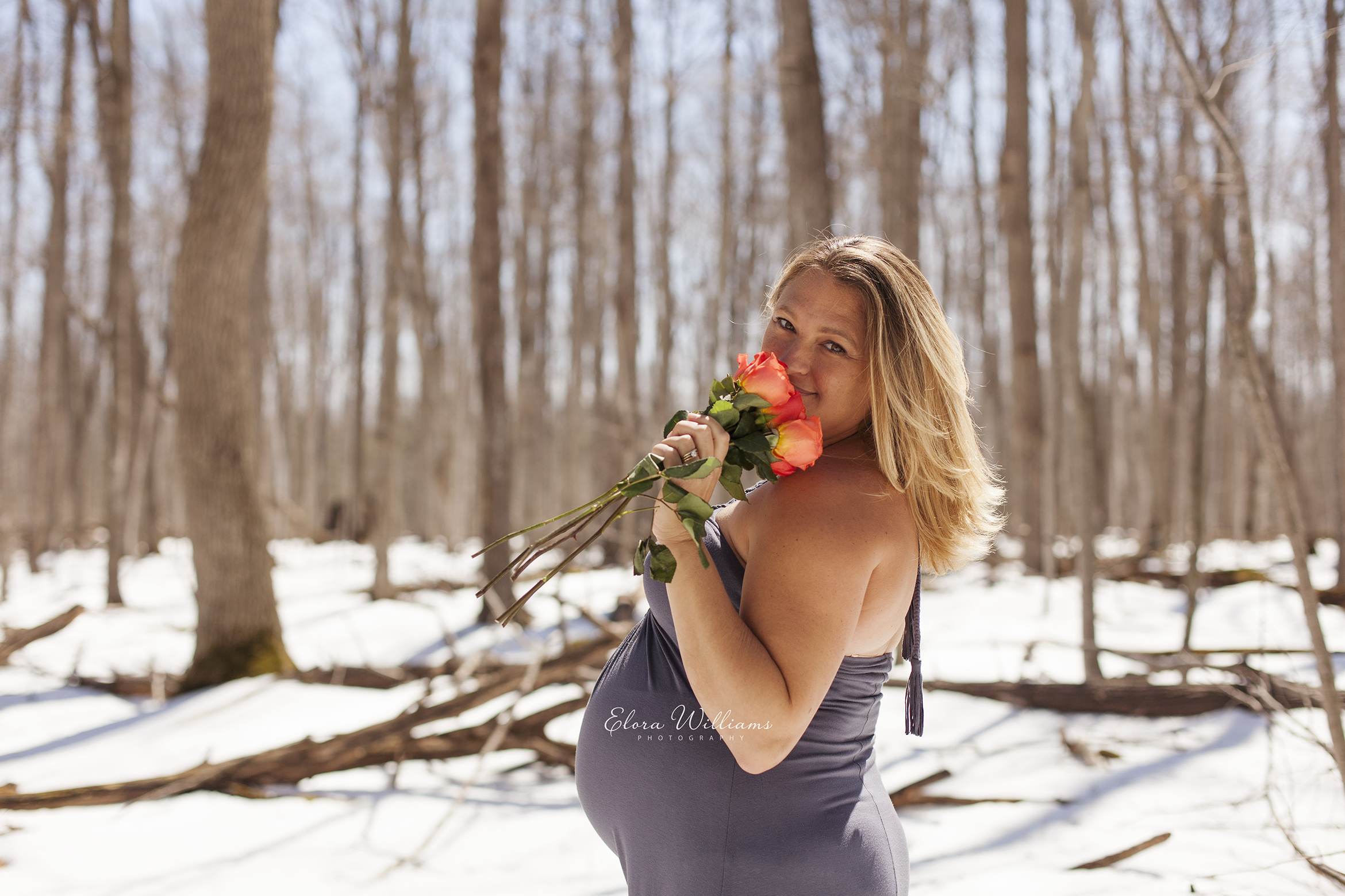 Maternity Photography  |  Elora Williams Photography